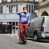 Votre guide local : Christophe, Accompagnateur Gyropode et 2 roues