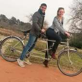 Votre guide local : Cyrielle, Accompagnatrice tandem