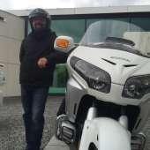 Votre guide local : Stan, Accompagnateur moto