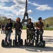 Votre guide local : Gerry, Guide Segway