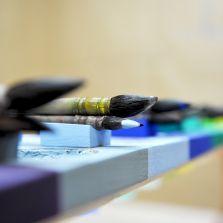 Atelier de peinture d'après la pratique d'Arno Stern en Bretagne Nord