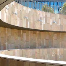 Panorama photographique de l'architecture d'Aix