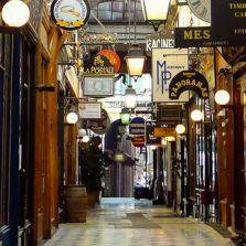 Visite insolite, Paris et ses plus beaux passages couverts
