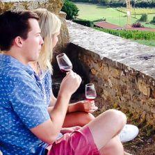 Excursion d'une demi-journée en Toscane Beaujolaise : visite et dégustation