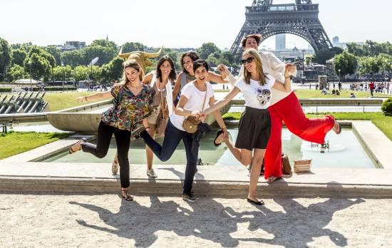 Activités insolites pour un EVJF à Paris