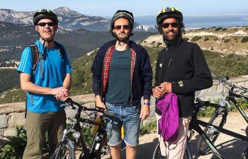 Journée découverte de Marseille à Cassis en vélo électrique