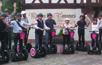 Découvrir Strasbourg autrement : visite de la ville en Segway