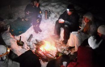 Balade gourmande et dégustation de fondue en pleine nature !