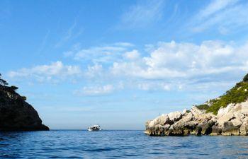 Balade en mer le long de la Côte Bleue