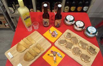 Visite fun de Lille en 2CV et dégustation de produits locaux