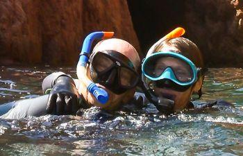 Chasse au trésor aquatique à Fréjus