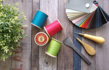 Atelier créatif : créez votre porte-carte en cuir