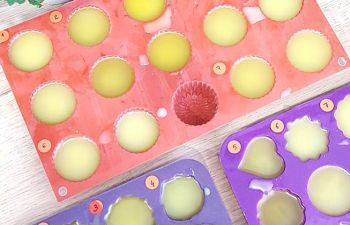 Atelier parent/enfant de fabrication de savon naturel