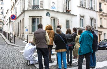 Montmartre : balade photo sur les traces du street art parisien