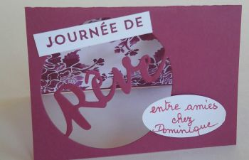 Atelier créatif DIY en Provence : fabriquez vos cartes