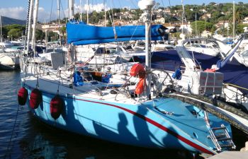 Une journée en voilier de Cannes aux Iles de Lérins