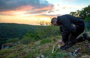 Stage de survie de 24h avec bivouac dans la nature près de Dijon