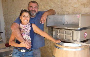 Balade dans les vignes et tapas près de Bordeaux