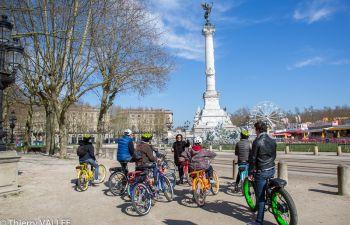 Balade en vélo électrique à la découverte de Bordeaux !
