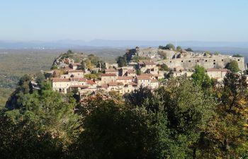 L'Ardèche méridionale à vélo électrique