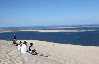 Découverte du Bassin d'Arcachon et de la Dune du Pilat