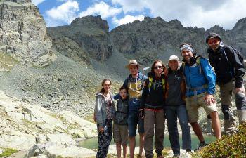 Journée VTT et randonnée dans le Queyras