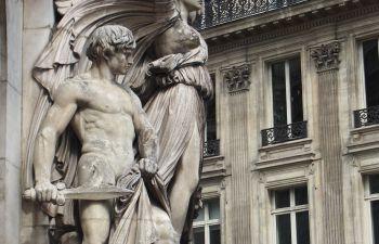 Le Paris d'Haussmann autour de l'Opéra Garnier