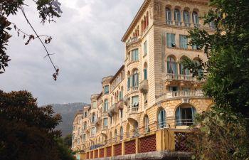 Une journée Beausoleil repas itinérant, le Riviera Palace de Colette, ville frontière Monaco