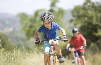 Balade à vélo au Chassezac