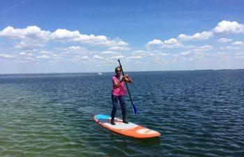 Cours d'initiation au Stand Up Paddle