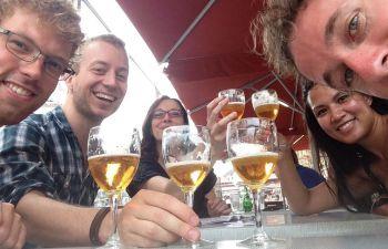 Jeu de piste à la découverte de Strasbourg et dégustations de bières
