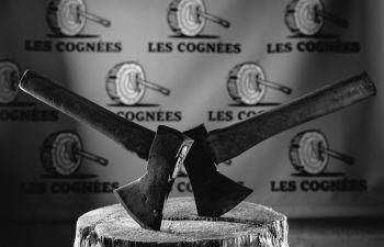 Activité découverte de lancer de haches à Paris