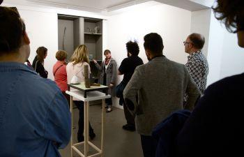 Visite de l'univers des galeries parisiennes : le Haut Marais