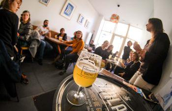 Jeu de piste avec dégustation de bières à Lille Saint Sauveur