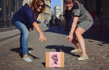 Chasse aux trésors au cœur de la ville de Reims !