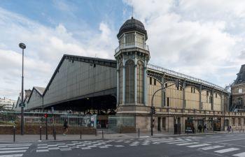Visite historique et culturelle de la gare Saint-Lazare