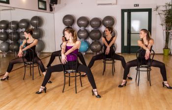 Initiation à la danse jazz de Cabaret
