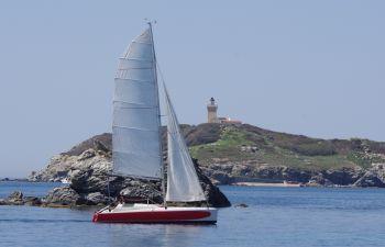 Sortie en Catamaran à la découverte des îles varoises