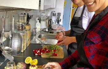 Cours de cuisine Niçoise