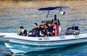 Journée magique et complète d'initiation à la plongée dans les Calanques