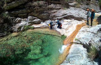Découverte du Canyon d'Audin, dans les Alpes Maritimes