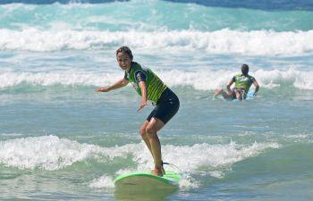 Découverte ou perfectionnement en surf à Biscarrosse