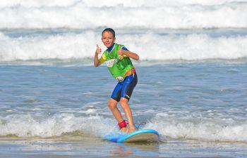 Stage de surf à Biscarrosse