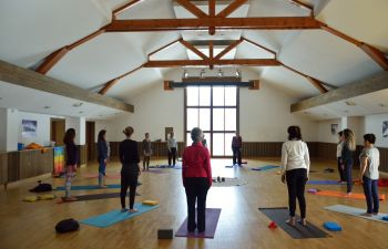 Yoga & Bien être sur Méribel