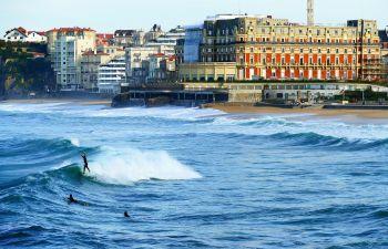 Jeu de piste spécial EVJF à Biarritz