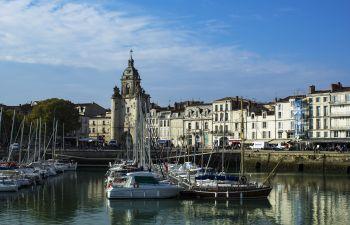 Rallye connecté ludique à La Rochelle