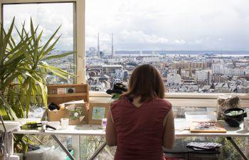 Atelier de création de bijou en mosaïque au Havre