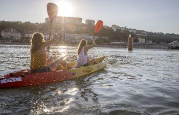 Balade détente en Kayak sur le Rhône en autonomie