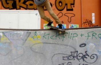 Cours de skateboard à Capbreton