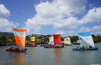 Initiation Voile Traditionnelle en Martinique